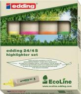 Маркер текстовий Е-24 Highlighter Ecoline EDDING