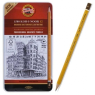 Олівець без гумки Koh-i-noor 1582 НАБІР