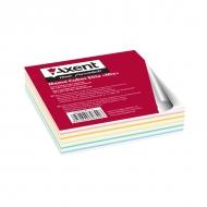 Папір для нотаток 90*90*20 Elite Mix прокл. Axent