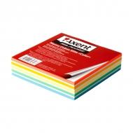 Папір для нотаток 90*90*20 Elite Color непрокл. Axent.