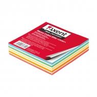 Папір для нотаток 90*90*20 Elite Color прокл. Axent.