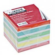 Папір для нотаток 90*90*70 Elite Color непрокл. Axent.