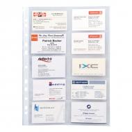 Файл для 20 визиток Axent