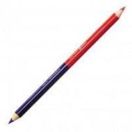 Олівець графітний двоколірний O15519