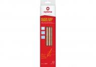 Олівець без гумки Optima 2H-8B